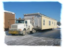 Moving Mobile Homes