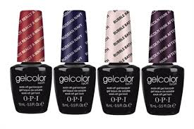 opi gelcolor application and removal technique nails magazine