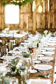 Rustic Table Decorations Wedding Numbers Decor Party Centerpieces