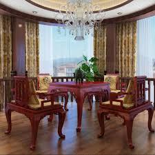 palisander hause möbel set 1 tisch und 4 stühle wohnzimmer esszimmer redwood schreibtisch annatto sessel massivholz carven anpassbare