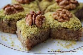 recette de cuisine tunisienne avec photo pâtisserie tunisienne hrissa hloua les joyaux de sherazade