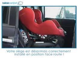 siege auto iseos neo installation à la route du siège auto groupe 1 neo de bebe