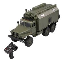 100 Rc Military Trucks WPL B36 116 RC Car Command VehicleRTR For Sale US594
