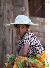 MORONDAVAMADAGASCAROCTOBER 72017 The Woman Malagasy Life Styleshe S