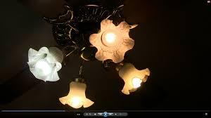 cree led 60w bulbs vs cfl vs incandescent