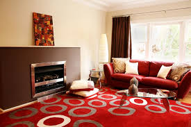 Black And Red Living Room Decorations by Living Room Impressive Red Living Room Ideas Red Color Living