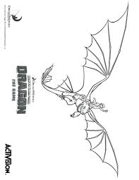 Train Dragon Coloring Pages Free How Your Hiccup Fury Page To Online Book Pdf Full