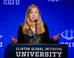 Dnc Vice Chair Salary by Chelsea Clinton Gets Ready To Take The Stage Time