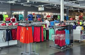 Nike Outlet Nj by Nike Outlet Interior Product Displays Pictures Getty Images