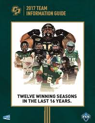 Cal Poly Baker Floor Plan by 2017 Cal Poly Football Team Information Guide By Cal Poly