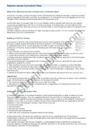 Resume Versus Curriculum Vitae - ESL Worksheet By LaxmiNrisimha Free Resume Templates For 20 Download Now Versus Curriculum Vitae Esl Worksheet By Laxminrisimha What Is A Ppt Download The Difference Between Cv Vs Explained Elegant Biodata And Atclgrain And Cv Differences Among Or Rriculum Vitae Optometryceo Rsum Cognition Work Experience History Example Job Descriptions