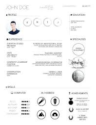 Architecture Resume Examples Architectural Architect Format Student Samples