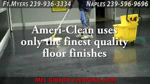 Floor Buffer Maintenance by Vinyl Floor Maintenance Waxing Buffing Polishing Naples Youtube