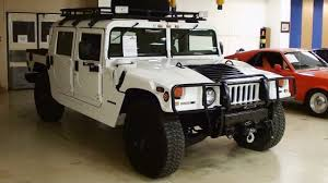 1999 AM General Hummer H1 6 5 Turbo Diesel Awesome froad
