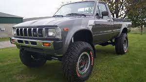 1982 Toyota SR5 Pickup | S62 | Chicago 2016 The Street Peep 1982 Toyota Hilux 4x4 Pictures Of Sr5 Sport Truck 2wd Rn34 198283 44toyota Trucks Uncategorized Curbside Classic When Compact Pickups Roamed 2009 August Toyota Pickup Album On Imgur Bangshiftcom This Could Be The Coolest Rv Ever Solid Axle 2wd Pickup Suspension Upgrade Suggestions Minis For Sale Classiccarscom Cc1071804 Hiace Wikipedia Information And Photos Momentcar