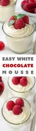 Pumpkin Mousse Trifle by Easy White Chocolate Mousse My Baking Addiction