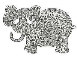 Very Detailed Coloring Pages