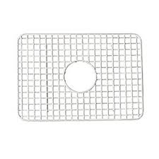 rohl wsg2418ss 14 9 16 inch by 20 7 16 inch wire sink grid for