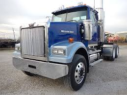 USED 2010 WESTERN STAR 4900 DAY CAB TANDEM AXLE DAYCAB FOR SALE IN ...