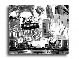 peintures en noir et blanc gallery of tableau noir et blanc with