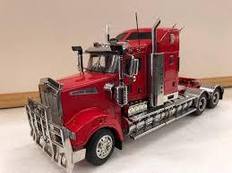 100 New Kenworth Trucks T909 Truck Australian Custom Diecast