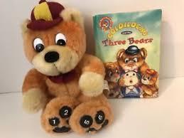 Image Is Loading 1998 Goldilocks The Three Bears Baby Bear Interactive