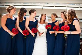 Red White And Blue DC Wedding