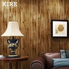 retro vintage 3d holz muster tapete wohnzimmer holz wand papier