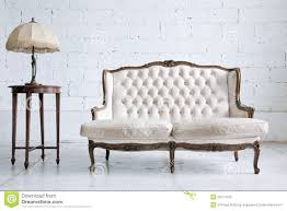 canapé shabby chic superb vintage white sofa vintage pink white oval canape in louis