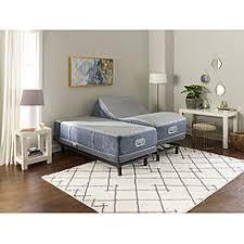bed frames adjustable bases adjustable bed sears