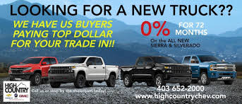 100 Trade Truck For Car High Country Chevrolet Buick GMC Ltd In High River An Okotoks And
