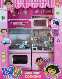 9 perfect dora the explorer kitchen set for happy little cooking