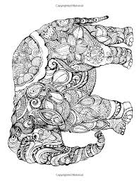 Amazoncouk Really RELAXING Adult Colouring PagesAnimal