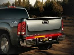 anzo scanning led tailgate light bars realtruck
