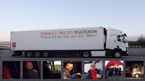 100 Roadshow Trucking Renault Trucks Dutch Drivers Road Testing The Renault T