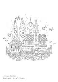 Lost Ocean Colouring Competition Download