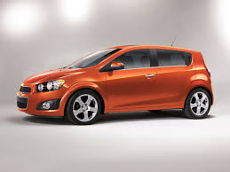 Chevrolet Sonic 2LS Hatchback For Sale In Springfield, IL - CarGurus