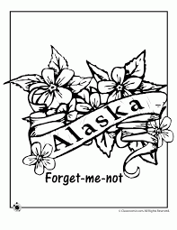 9 Pics Of Alaska State Bird Coloring Page
