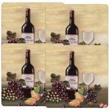 Wine Kitchen Decor Sets by Kitchen Stove Electric Range Decorative Burner Covers Set Of 4