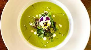 Japanese Pumpkin Salad Recipe by Green Gazpacho Salad With Roasted Pumpkin Seeds U0026 Mongongo Nuts