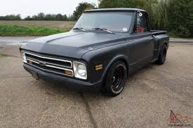1968 Chevy C10 Pick Up Truck 454, 700R4 4 Speed Auto, Lowered, Rebuilt.