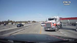 Dashcam Captures Truck Jackknife, Barely Miss Other Cars   Abc13.com Your No1 Dash Cam For Truckers Review Road Trip Guy Knows Best Semi Truck Accidents Invesgations And Cams Ernst Law Group Dashcam Video Shows Chase Crash In Pontiac Captures Pov Crash With Cement Video Cheap Find Deals On Line At Alibacom Johnson City Press Murder Charges Cam Chattanooga Semi Truck Wipe Out Kansas Highway View Traveling Rural Usa Highway Magellan Cobra Unveil Dash Cams Sema Camera Falconeye Falcon Electronics 1080p Driver Sniper Car Or 1224v Hd With Hdmi Captures Bus
