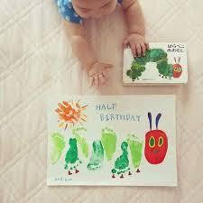 Children s craft idea painting very Hungry caterpillar