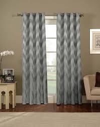 Gray Chevron Curtains Canada by Zig Zag Curtain Panels Gray Chevron Sheer Curtains Marvelous Ikat