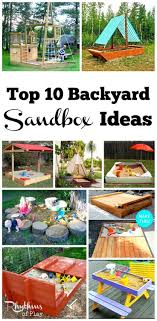 The 25+ Best Homemade Canopy Ideas On Pinterest   Bed Canopy ... 60 Diy Sandbox Ideas And Projects For Kids Page 10 Of How To Build In Easy Fun Way Tips Backyards Superb Backyard Turf Artificial Home Design For With Pool Subway Tile Laundry 34 58 2018 Craft Tos Decor Outstanding Cement Road Painted Blackso Cute 55 Simple 2 Exterior Cedar Swing Set Main Playground Appmon House
