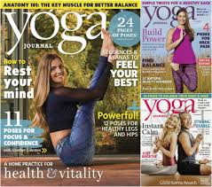 Yoga Journal Magazine Only 499 A Year Limited Time