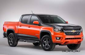 2015 Chevrolet Colorado Nautique Is Wakeboarding Dream Truck