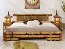 antique bamboo bedroom furniture ideas to use bamboo