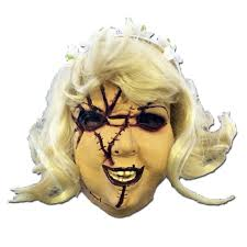 Chucky Halloween Mask by Buy Bride Of Chucky Halloween Mask At Simply Party Supplies For