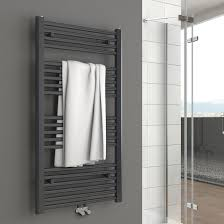 details zu heizkörper badheizkörper handtuchwärmer anthrazit handtuchheizkörper badheizung